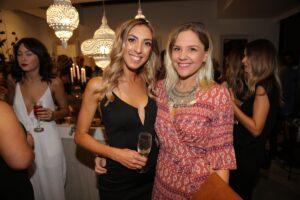 Nicole and Kara
